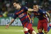 Lionel Messi FIFA Ballon d'Or 2015