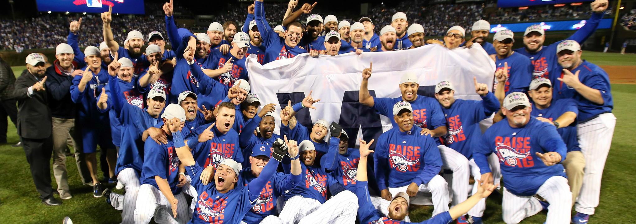 Cubs Win 2016 World Series