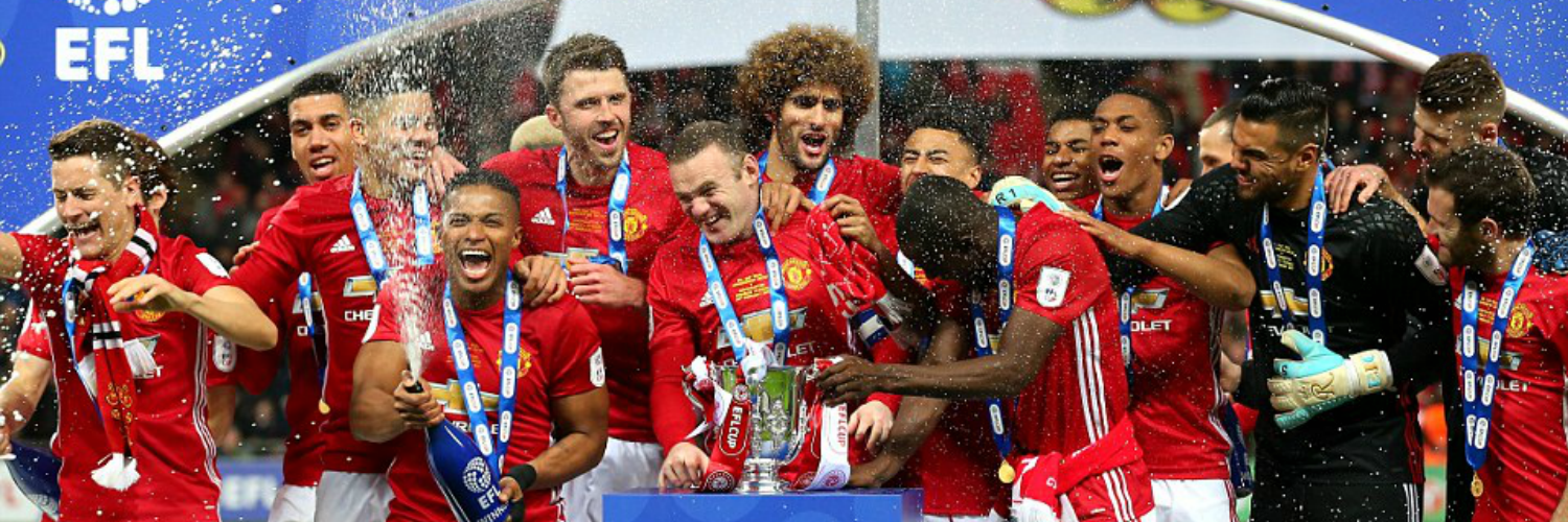 EFL Cup Champs: Manchester United